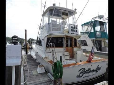 44 Foot Boats For Sale by 1989 44 Foot Yachts 44 Sport Power Boat For