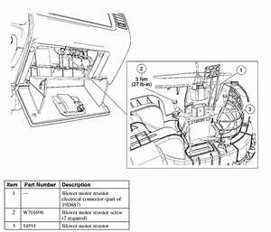 65 Mustang Blower Motor