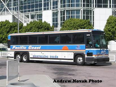 Pacific Coast Sightseeing Anaheim Angeles Charter Tours