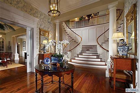 Southern Plantation Mansions In The U.s.