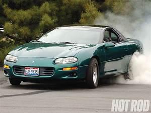 Trick Flow Specialties 11 Second 1998 Chevy Camaro Project