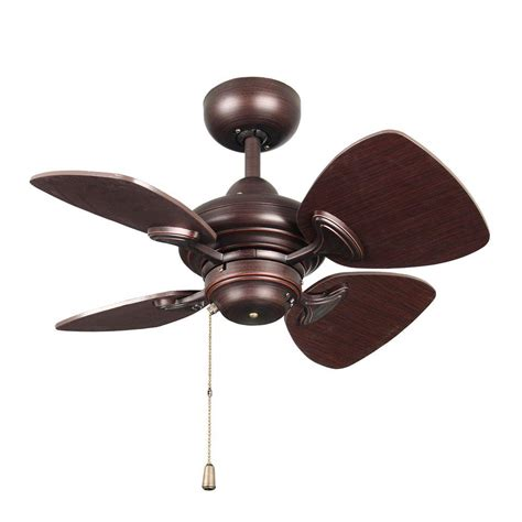 home depot outdoor fans designers choice collection aires 24 in copper bronze