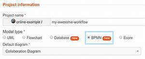 The Genmymodel Bpmn Editor Is Out  Create Bpmn Process