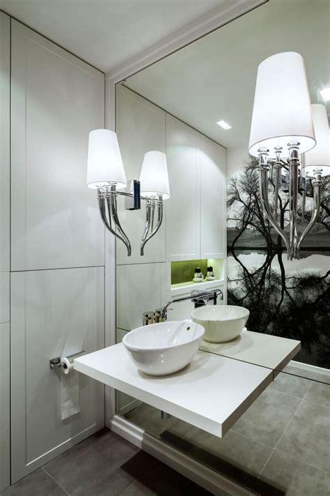 mirrored framed mirror 18 statement powder rooms dk decor