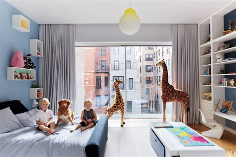stylish childrens bedrooms  nurseries  architectural digest