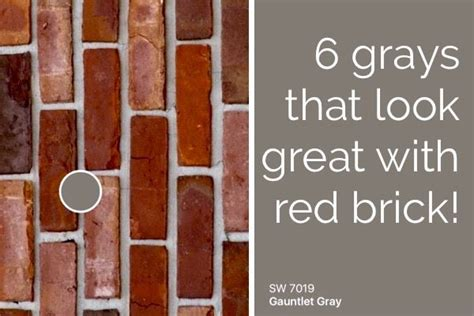 what exterior paint color goes with red brick pin by elegant painting 174 on colors that go with everything