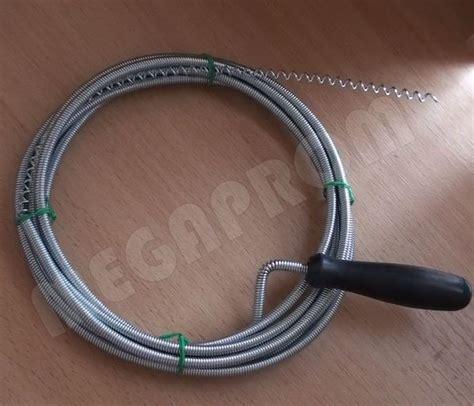 Mit Spirale Reinigen by Rohr Reinigungs Spirale Reinigungsspirale Mit Kurbel Ebay