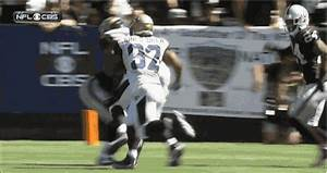 Raiders Safety Charles Woodson Leaps over Blocker for TD ...