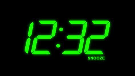 digital clock timer effects tutorial vdodna