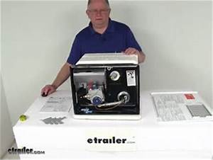 Atwood Rv Water Heater - Gas And Electric