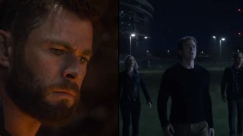 New Avengers Endgame Teaser Trailer Has Dropped During