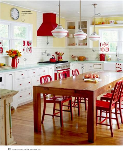 country retro kitchen 28 dining chairs in interior designs messagenote 2954