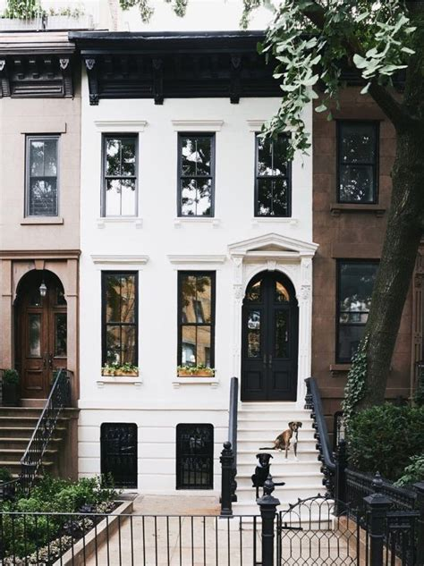 black and white home exterior paint inspiration ideas