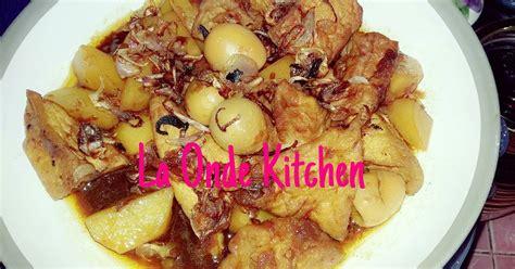 Panaskan minyak, tumis bawang merah dan bawang putih sampai matang. 224 resep semur telur puyuh dan kentang enak dan sederhana ...