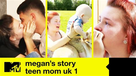 Megan salmon ferrari, 18, from essex, one of the stars of mtv's teen mom uk, told her followers on instagram: Top 10 Moments: Megan Salmon-Ferrari's Journey Into ...