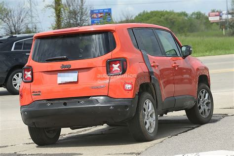 jeep body 2017 jeep c suv prototype spied wearing renegade body