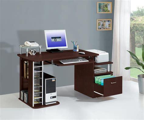 Techni Mobili Computer Desk With Side Cabinet by Techni Mobili Multifunction Desk By Oj Commerce Rta 2202