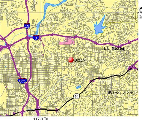 offenders san diego map 92115 zip code san diego california profile homes