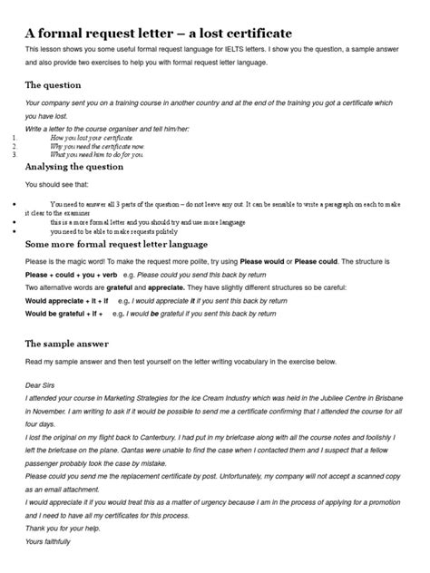 formal copy   resume perfect resume format