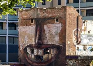 A deranged building facade on the streets of barcelona by for A deranged building facade on the streets of barcelona by penao
