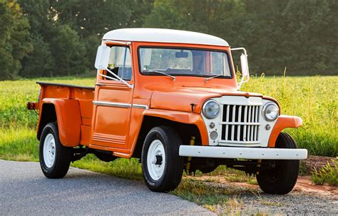 willys overland jeep pickup woverdrive jeep pickup classic trucks vintage jeep