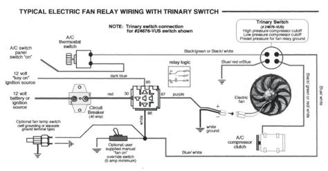 Auto Air Conditioner Compressor Wiring Diagram by Air Conditioning System Overview Provded By Vintage Air