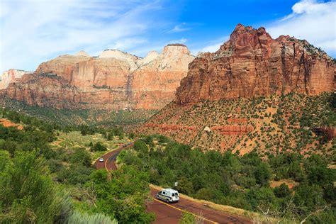 National Parks Road Trip Utah