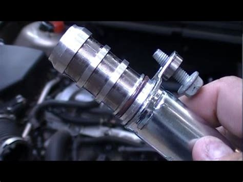 replace  camshaft position actuator solenoid valve