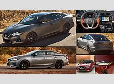 Nissan Maxima 2019 pictures, information & specs