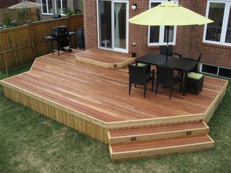 deck without railing hickory dickory decks the leader in composite decking