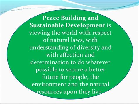 Education For Peace & Sustainable Development Jd Singh