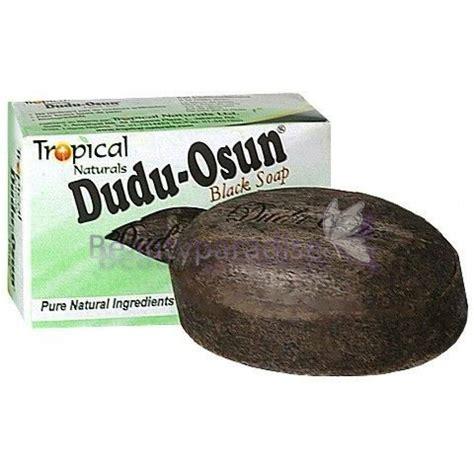 dudu osun tropical natural black soap beautyparadisese