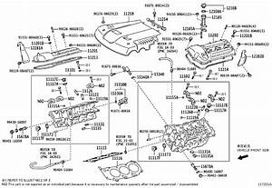 2008 Toyota 4runner Engine Valve Cover Gasket  Gasket