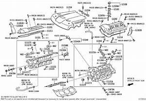 Toyota 4runner Bolt For Cylinder Head Cover   Engine
