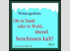 Winter Bilder Sprüche Grüße Facebook BilderGB Bilder