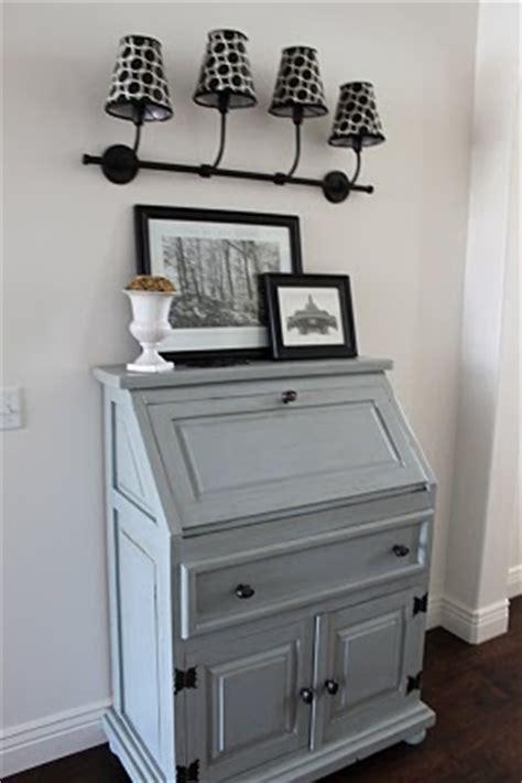 benjamin moore puritan gray secretary desk interiors