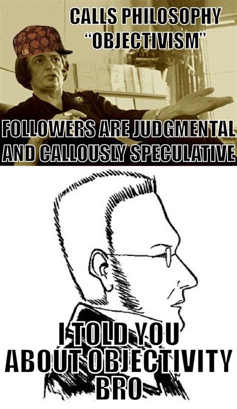 Stirner Memes - the aquarian agrarian scumbag ayn rand vs max stirner memes