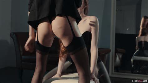Two Hott Redhead Lesbians Strapon Fuck EPORNER Free HD