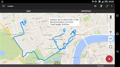 gps tracking app for android geotracker gps tracker android