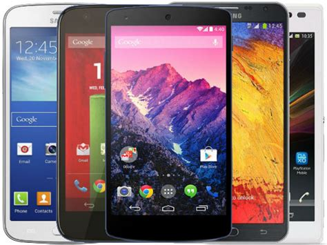 The Best Smartphone 2014 - top 10 best android smartphones you can buy in march 2014