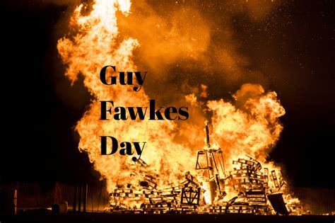 guy fawkes day celebrated