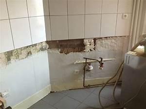 reboucher trou mur exterieur r parer une partie de mur With reboucher trou mur exterieur