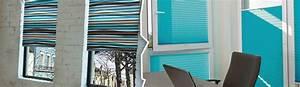 Plissee Weiss Mit Muster : fensterdekoration mit farbigen und gemusterten faltrollos ~ Frokenaadalensverden.com Haus und Dekorationen