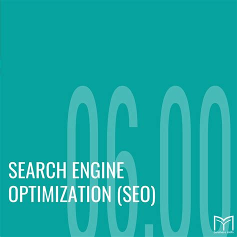 Search Engine Optimization Business by 06 0 Seo Search Engine Optimization Mybusinessskills