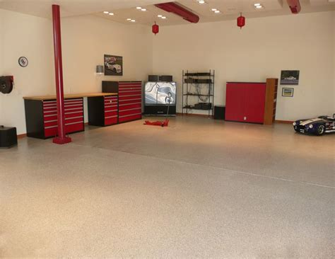Toronto Garage Flooring Ideas Gallery