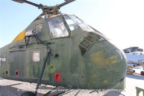 Sikorsky S-58 UH-34 Seahorse 154895 USMC