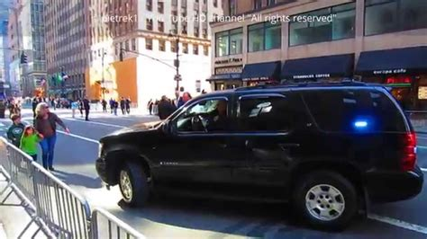 Car Usa News : Really Great Undercover Nypd Police Car Responding Usa New