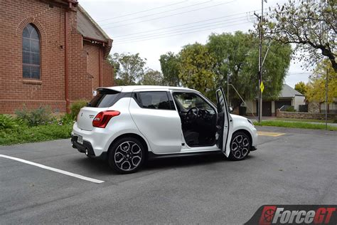 suzuki swift sport review forcegtcom