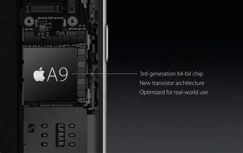iphone 6s processor apple a9 smartphone soc notebookcheck net tech