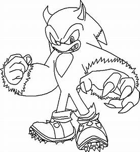 Sonic the Werehog Base by Bloodyprince1 on DeviantArt